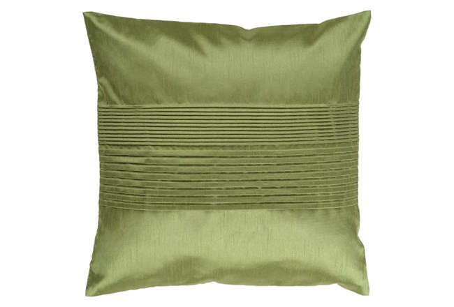 Accent Pillow-Coralline Olive 18X18 - 360