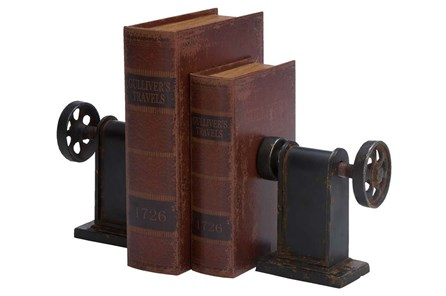 Metal Bookends - Main