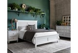 Albany Queen Panel Bed - Room