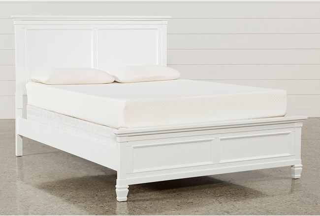 Albany Queen Panel Bed | Living Spaces