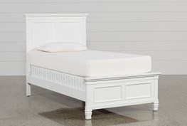 Albany Twin Panel Bed