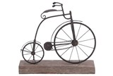 Metal/Wood Bicycle - Signature