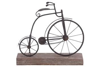 Metal/Wood Bicycle