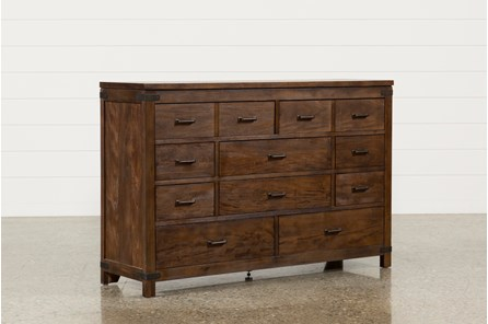 Livingston 10-Drawer Dresser - Main