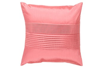 Accent Pillow-Coralline Pink 18X18