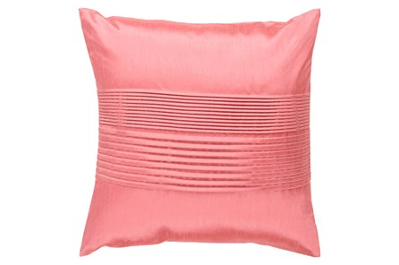Accent Pillow-Coralline Pink 18X18 - Main