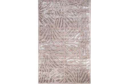 60x96 Rug Modern Cl Taupe