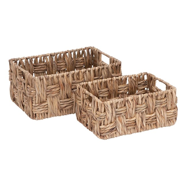 Metal Wicker Baskets - 360