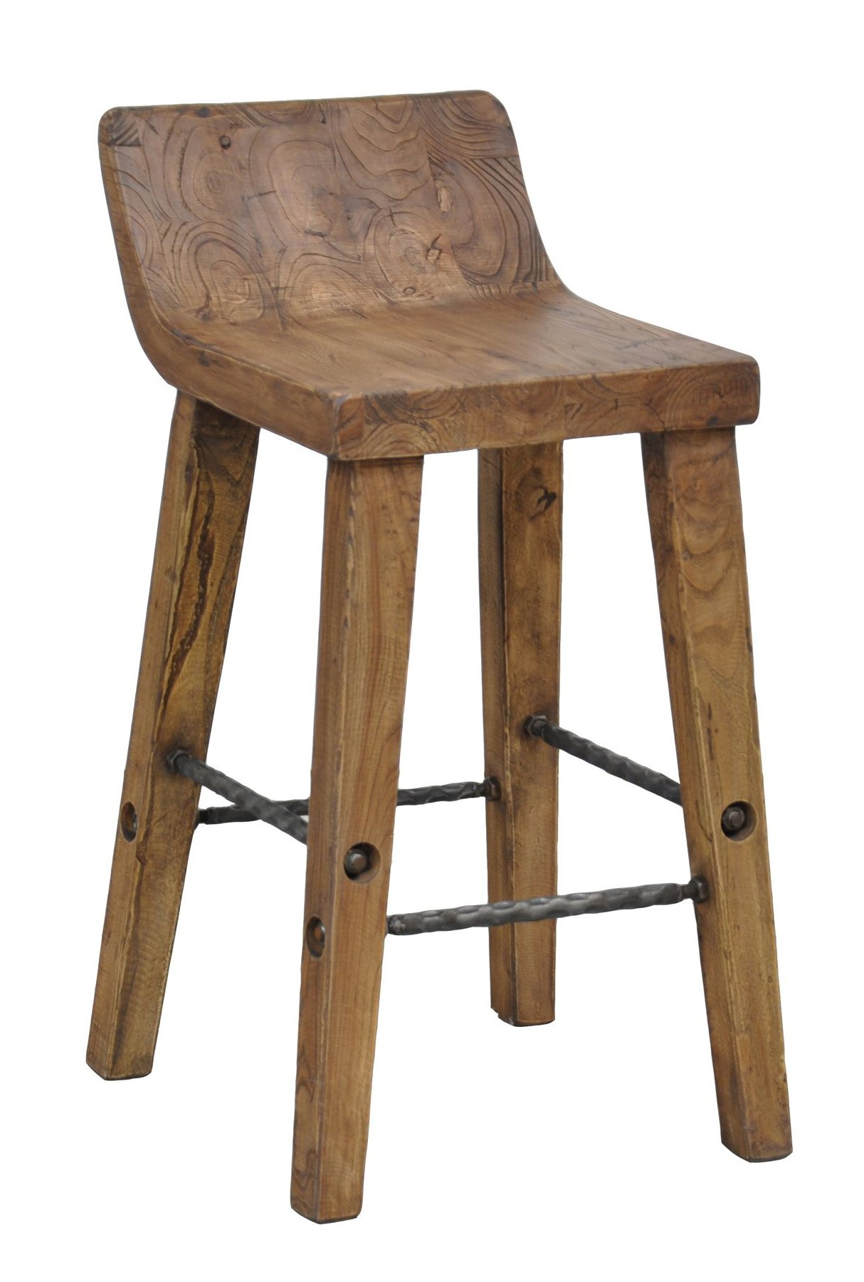 Puente 24 Inch Barstool Living Spaces