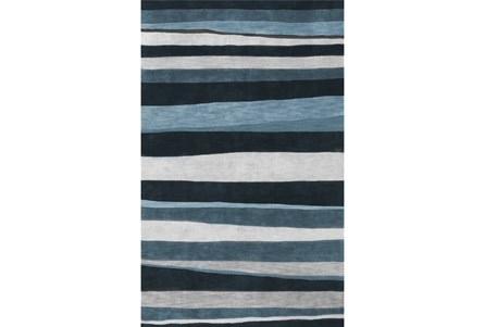 96X120 Rug-Coastal Waves