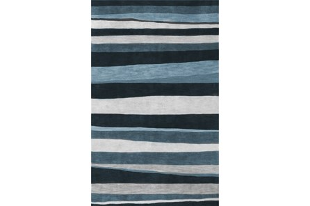 96X120 Rug-Coastal Waves - Main