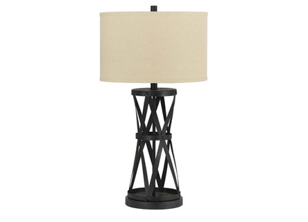 Table Lamp-Passo Iron