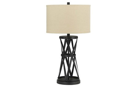 Table Lamp-Passo Iron - Main