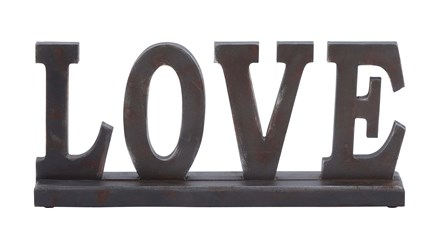 Wood Table Top Love