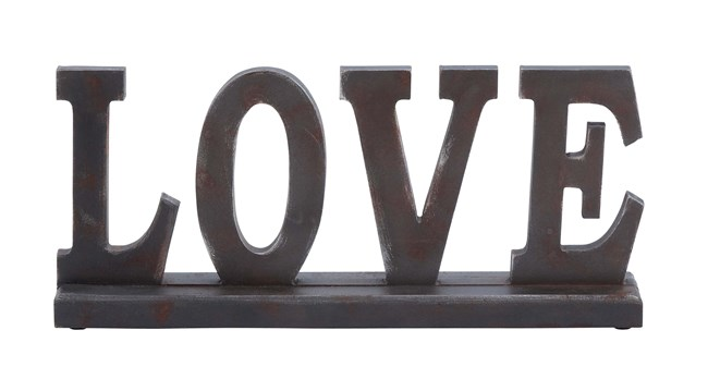 Wood Table Top Love - 360