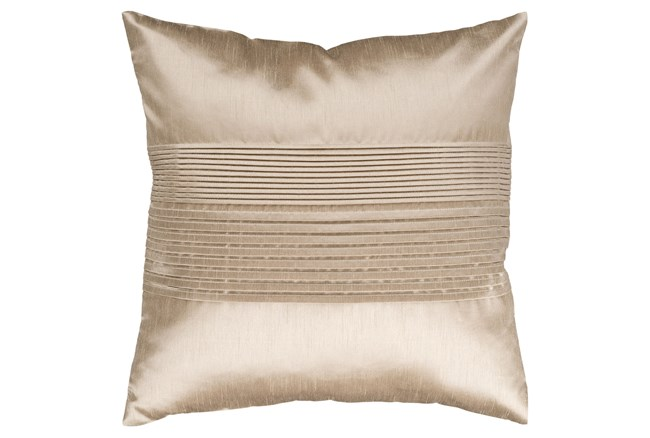Accent Pillow-Champagne 18X18 - 360
