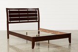 Chad Eastern King Panel Bed - Left