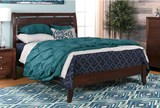 Chad Eastern King Panel Bed - Room
