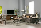 Canyon 64 Inch TV Stand - Room