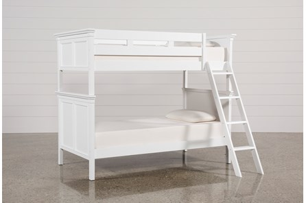 Albany Twin Over Twin Bunk Bed - Main