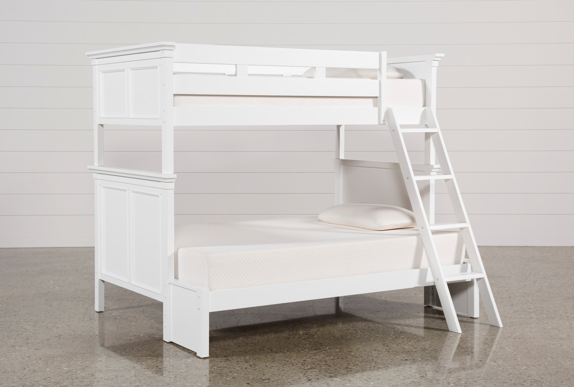 Albany Twin Over Full Bunk Bed | Living Spaces