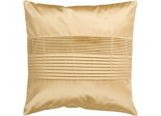 Accent Pillow-Coralline Gold 18X18 - 360