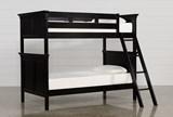 Savannah Twin Over Twin Bunk Bed - Signature