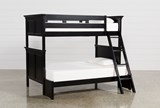 Savannah Twin Over Full Bunk Bed - Signature