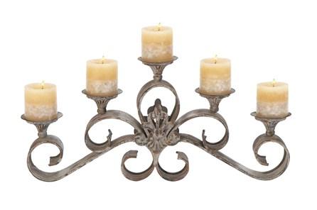 Metal Candleholder - Main