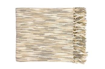 Accent Throw-Maryse Khaki