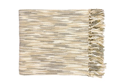 Accent Throw-Maryse Khaki - Main