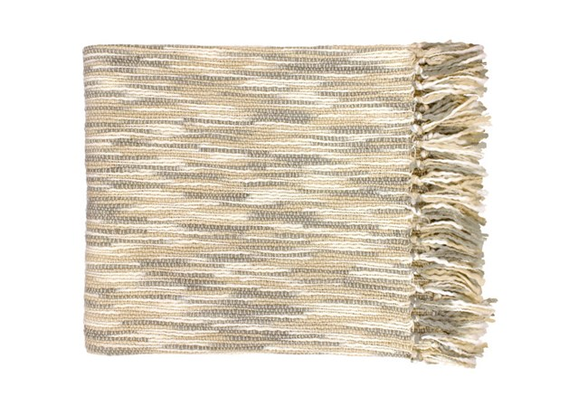 Accent Throw-Maryse Khaki - 360