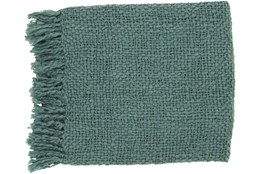 Accent Throw-Jace Teal