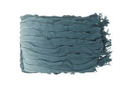 Accent Throw-Gabbi Teal