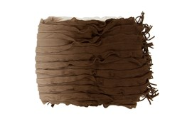 Accent Throw-Gabbi Mocha