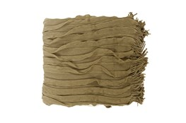 Accent Throw-Gabbi Olive
