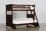 Dalton Twin Over Full Bunk Bed - Signature