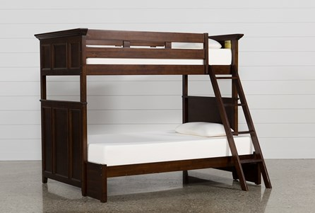 Dalton Twin Over Full Bunk Bed