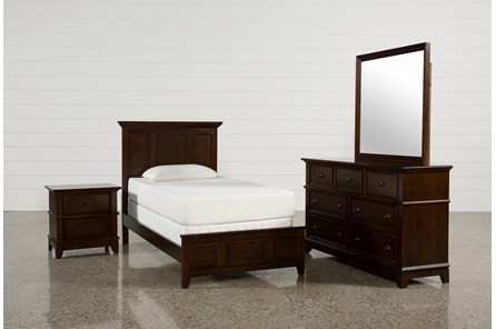 Dalton Twin 4 Piece Bedroom Set - Main