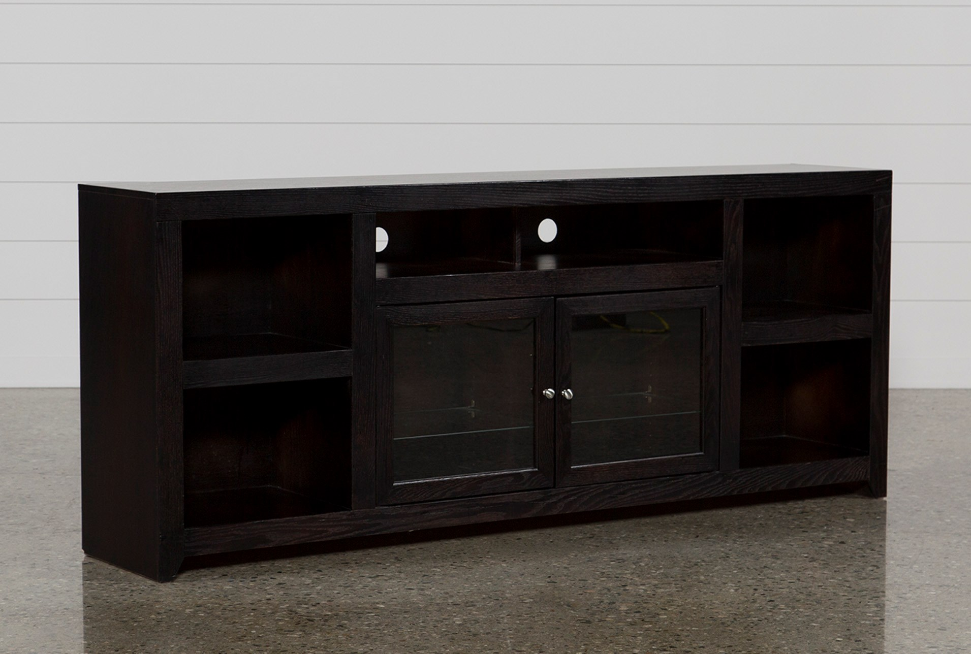 Tv Stands And Tv Consoles To Fit Your Home Decor Living Spaces # Meuble Pour Television Plasma
