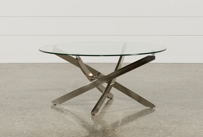 Torrin Round Cocktail Table - 360