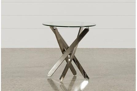Torrin Round End Table - Main