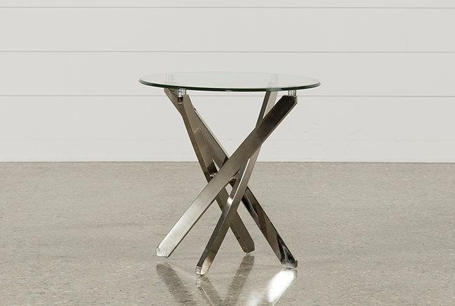 Torrin Round End Table - 360