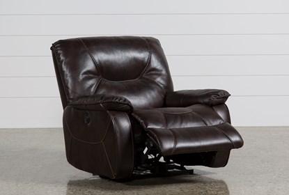 Brilliant Tyson Nutmeg Power Recliner Gamerscity Chair Design For Home Gamerscityorg