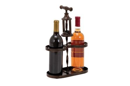 Metal Wine Holder - Main