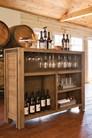 Metal Wine Holder - Room