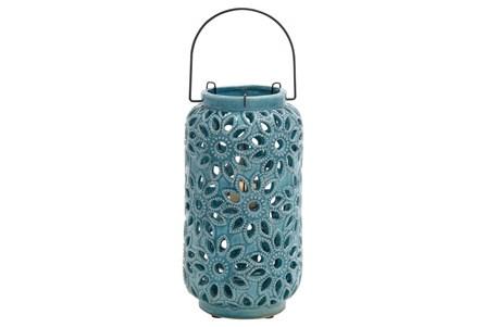 Large Ceramic Lantern