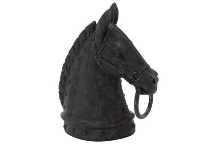 Polystone Horse Head