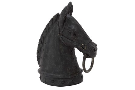 Polystone Horse Head - Main