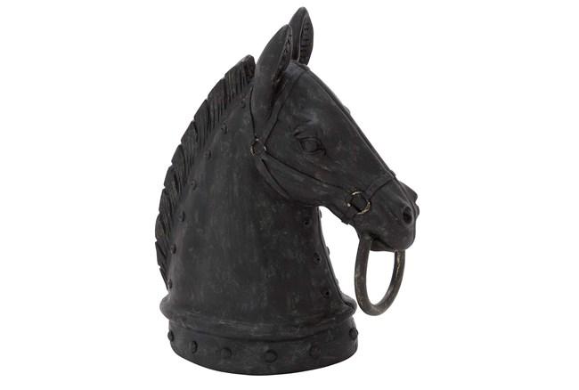 Polystone Horse Head - 360